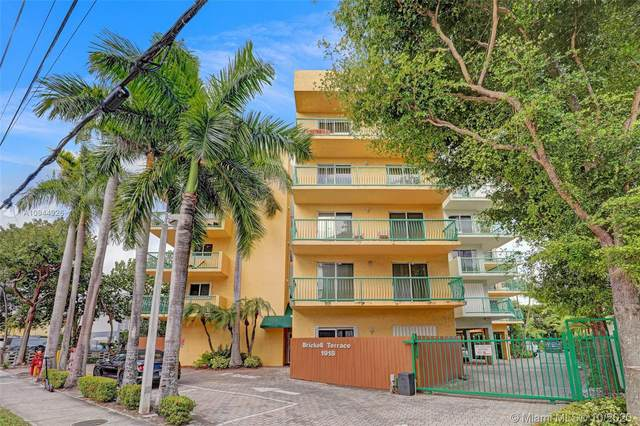 1918 Brickell Ave #204, Miami, FL 33129 (MLS #A10944926) :: Ray De Leon with One Sotheby's International Realty