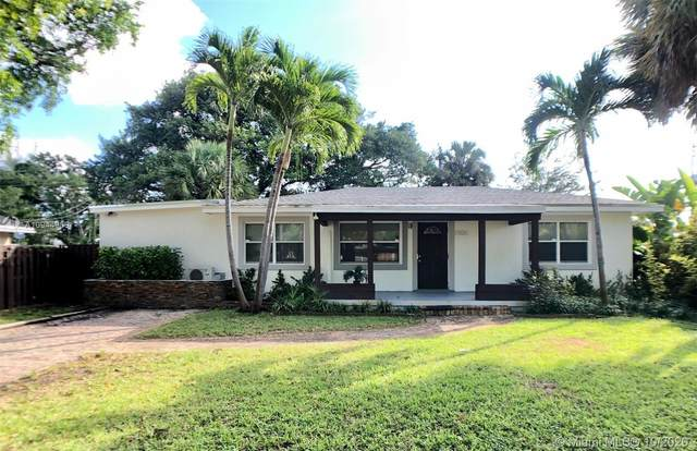 1020 NW 4th Ave, Fort Lauderdale, FL 33311 (MLS #A10944959) :: Berkshire Hathaway HomeServices EWM Realty