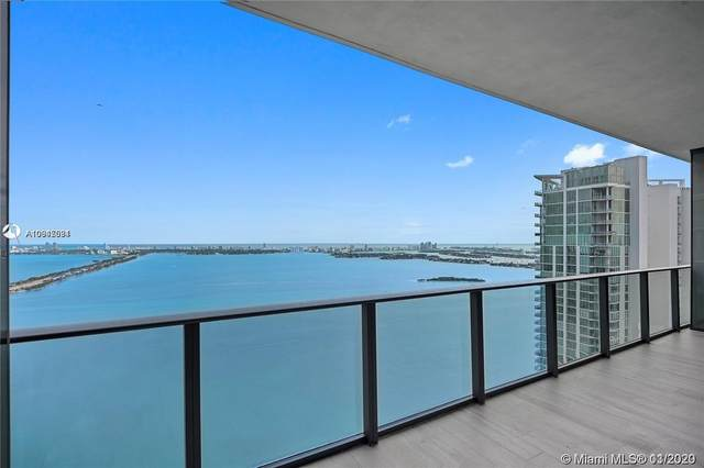 480 NE 31 ST #2505, Miami, FL 33137 (MLS #A10945031) :: Ray De Leon with One Sotheby's International Realty