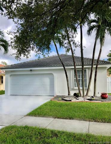 18303 NW 7th St, Pembroke Pines, FL 33029 (MLS #A10945039) :: Castelli Real Estate Services