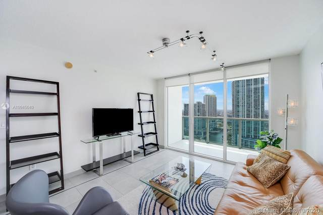 31 SE 5th St #3203, Miami, FL 33131 (MLS #A10945040) :: Carole Smith Real Estate Team