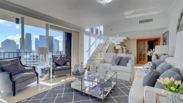 520 Brickell Key Dr Aph15, Miami, FL 33131 (MLS #A10945061) :: The Pearl Realty Group