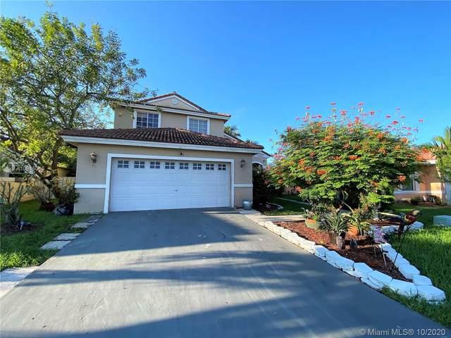 18906 NW 10th St, Pembroke Pines, FL 33029 (MLS #A10945066) :: Berkshire Hathaway HomeServices EWM Realty
