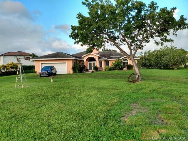 60 NW 120th Ave, Miami, FL 33182 (MLS #A10945070) :: Jo-Ann Forster Team
