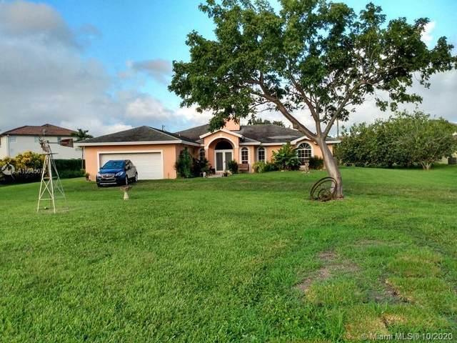 60 NW 120th Ave, Miami, FL 33182 (MLS #A10945070) :: Berkshire Hathaway HomeServices EWM Realty