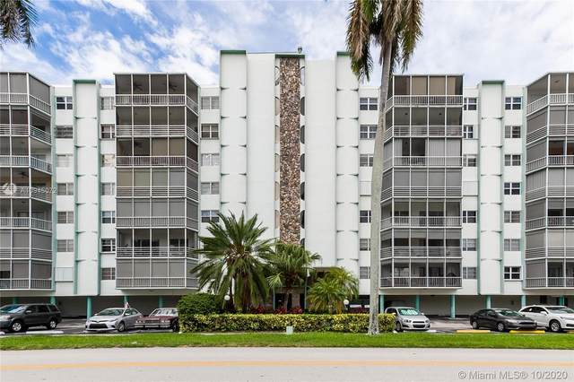 400 Diplomat Pkwy #710, Hallandale Beach, FL 33009 (MLS #A10945072) :: Castelli Real Estate Services