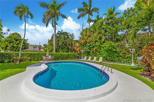 624 Antioch Ave #5, Fort Lauderdale, FL 33304 (MLS #A10945117) :: The Riley Smith Group