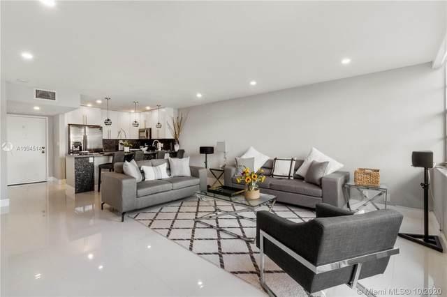 2100 Sans Souci Blvd A2, North Miami, FL 33181 (MLS #A10945142) :: Dalton Wade Real Estate Group