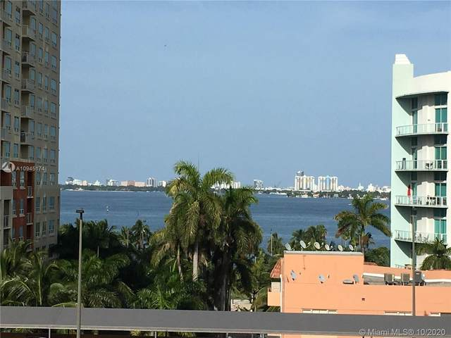 2001 Biscayne Blvd #3609, Miami, FL 33137 (MLS #A10945174) :: ONE Sotheby's International Realty