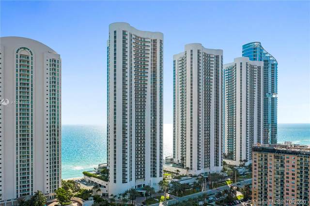 16001 Collins Ave #404, Sunny Isles Beach, FL 33160 (MLS #A10945177) :: KBiscayne Realty