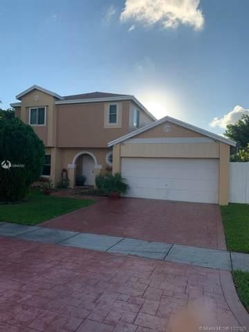 3090 Jasper Way, Miramar, FL 33025 (MLS #A10945182) :: Patty Accorto Team