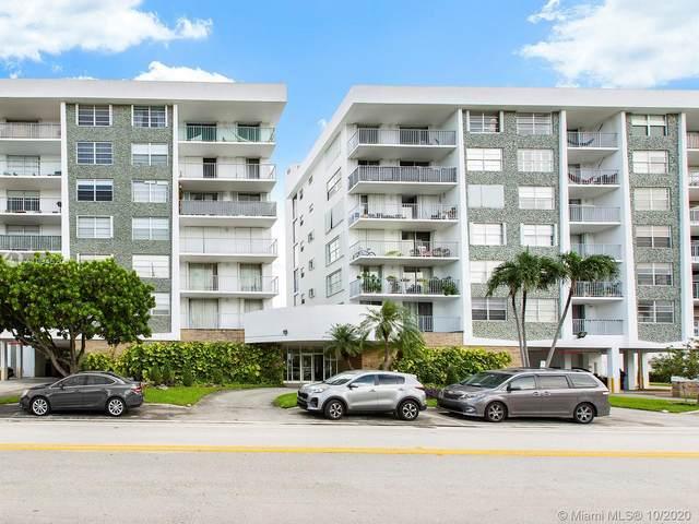 1050 93rd St 7E, Bay Harbor Islands, FL 33154 (MLS #A10945206) :: BHHS EWM Realty