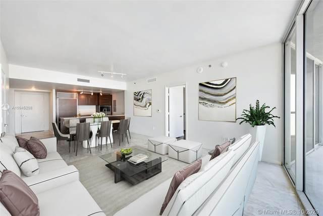 465 Brickell Ave #3505, Miami, FL 33131 (MLS #A10945208) :: Dalton Wade Real Estate Group