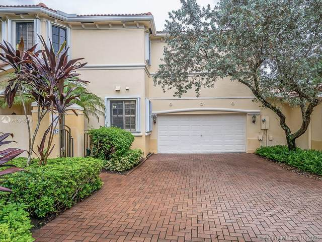 1515 Passion Vine Cir 2-1, Weston, FL 33326 (MLS #A10945219) :: Berkshire Hathaway HomeServices EWM Realty