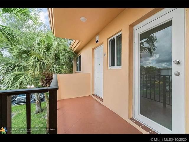 5950 Del Lago Cir #301, Sunrise, FL 33313 (MLS #A10945232) :: Patty Accorto Team