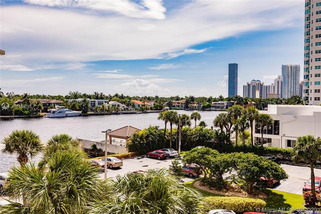 20515 E Country Club Dr #448, Aventura, FL 33180 (MLS #A10945255) :: The Pearl Realty Group