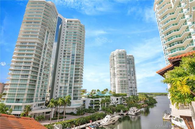 150 Sunny Isles Blvd 1-504, Sunny Isles Beach, FL 33160 (MLS #A10945303) :: Ray De Leon with One Sotheby's International Realty