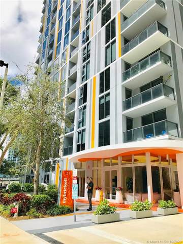 31 SE 6th St #2206, Miami, FL 33131 (MLS #A10945322) :: Search Broward Real Estate Team
