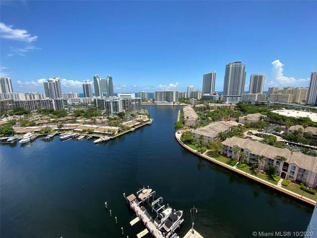 300 Three Islands Blvd #818, Hallandale Beach, FL 33009 (MLS #A10945329) :: Green Realty Properties