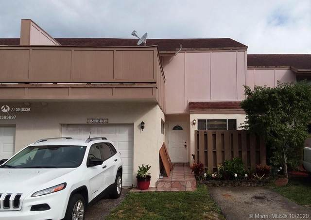 8189 NW 8th Mnr #6, Plantation, FL 33324 (MLS #A10945336) :: Ray De Leon with One Sotheby's International Realty