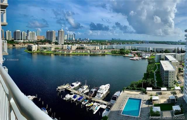 18071 Biscayne Blvd #1801, Aventura, FL 33160 (MLS #A10945339) :: Prestige Realty Group