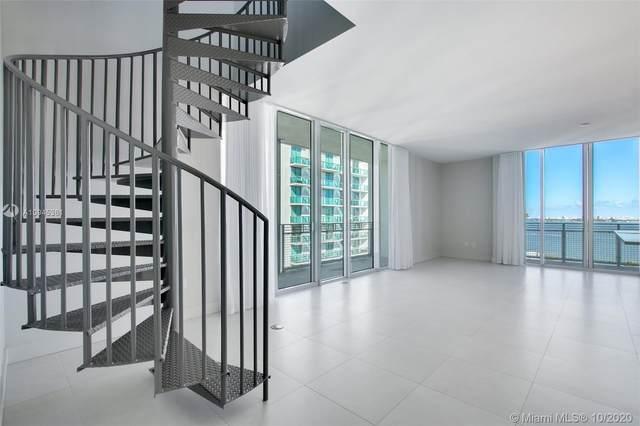 350 NE 24th St Ph3, Miami, FL 33137 (MLS #A10945361) :: United Realty Group