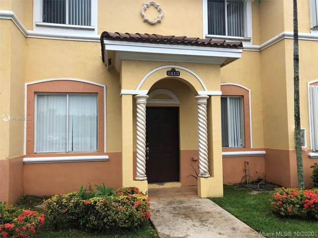 5 Townhouses Homeste investment, Homestead, FL 33035 (MLS #A10945362) :: Berkshire Hathaway HomeServices EWM Realty