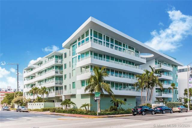 7800 Collins Ave #503, Miami Beach, FL 33141 (MLS #A10945373) :: The Teri Arbogast Team at Keller Williams Partners SW