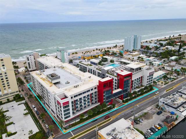 777 N Ocean Dr N216, Hollywood, FL 33019 (MLS #A10945434) :: ONE Sotheby's International Realty