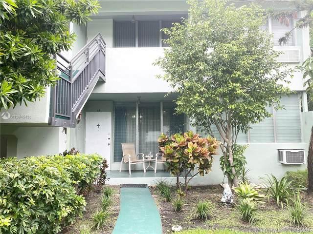 1060 98th St #25, Bay Harbor Islands, FL 33154 (MLS #A10945438) :: BHHS EWM Realty