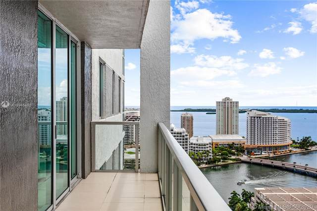 500 Brickell Ave #2804, Miami, FL 33131 (MLS #A10945483) :: The Pearl Realty Group