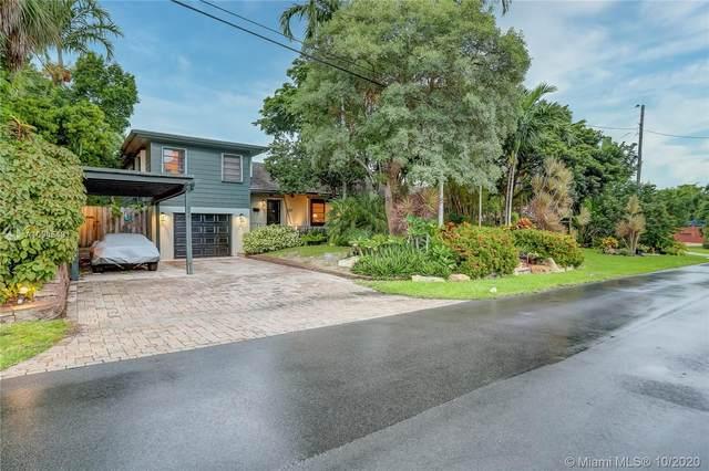 1687 NE 34th Dr, Oakland Park, FL 33334 (MLS #A10945491) :: Castelli Real Estate Services
