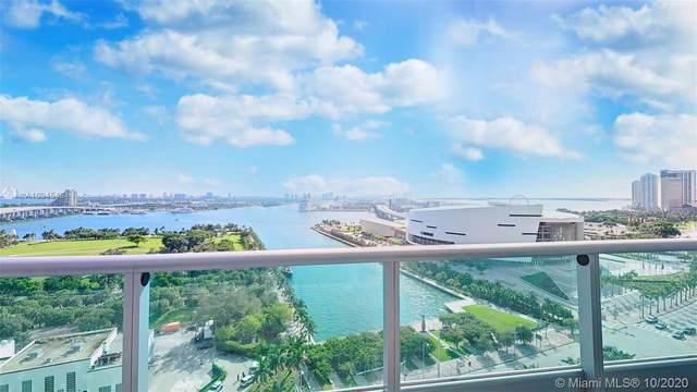 900 Biscayne Blvd #2005, Miami, FL 33132 (MLS #A10945494) :: Carole Smith Real Estate Team
