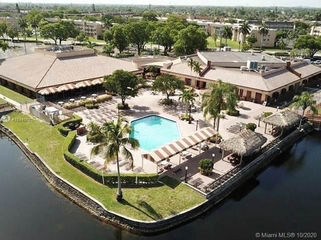 9241 Sunrise Lakes Blvd #205, Sunrise, FL 33322 (MLS #A10945502) :: Castelli Real Estate Services