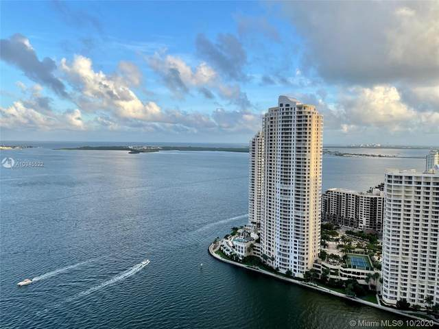 335 S Biscayne Blvd #3909, Miami, FL 33131 (MLS #A10945522) :: Compass FL LLC