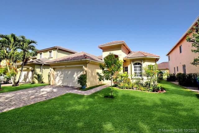 13319 SW 30th St, Miramar, FL 33027 (MLS #A10945533) :: Patty Accorto Team