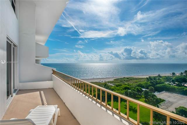 177 Ocean Lane Drive #1109, Key Biscayne, FL 33149 (MLS #A10945561) :: Podium Realty Group Inc