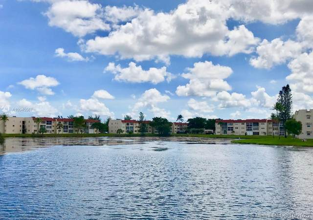 8080 N Sunrise Lakes Dr #207, Sunrise, FL 33322 (MLS #A10945587) :: The Rose Harris Group