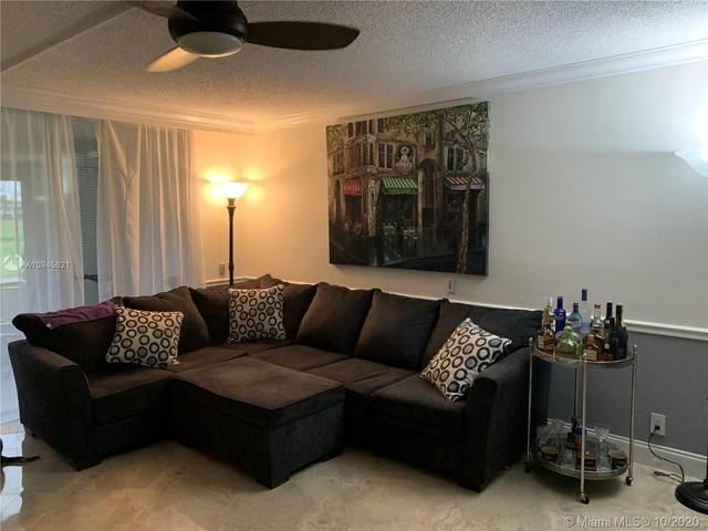 3001 S Course Dr #110, Pompano Beach, FL 33069 (MLS #A10945621) :: Carole Smith Real Estate Team