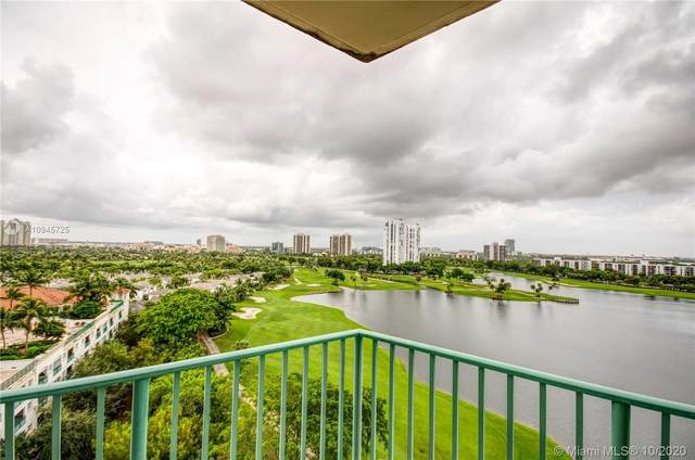 20000 E Country Club Dr #1108, Aventura, FL 33180 (MLS #A10945725) :: Green Realty Properties
