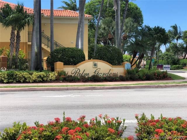 7360 NW 114 AV #104, Doral, FL 33178 (MLS #A10945734) :: Dalton Wade Real Estate Group