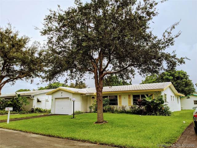 1630 NW 82nd Ter, Plantation, FL 33322 (MLS #A10945752) :: The Rose Harris Group