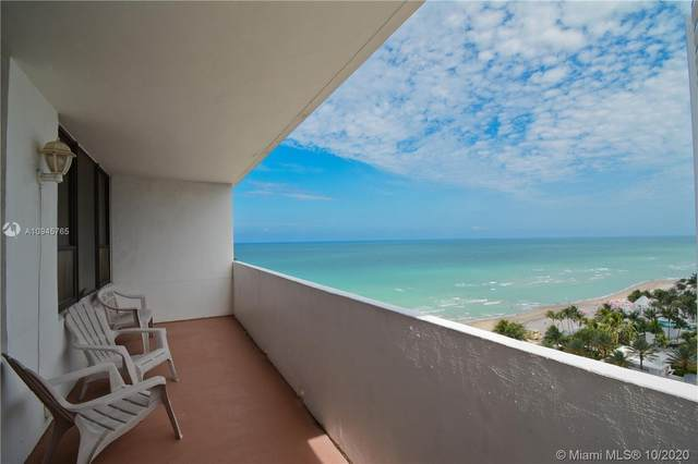 3505 S Ocean Dr #1416, Hollywood, FL 33019 (MLS #A10945765) :: Jo-Ann Forster Team