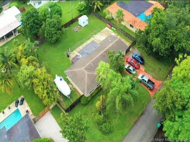 12900 SW 82nd Pl, Pinecrest, FL 33156 (MLS #A10945807) :: Berkshire Hathaway HomeServices EWM Realty