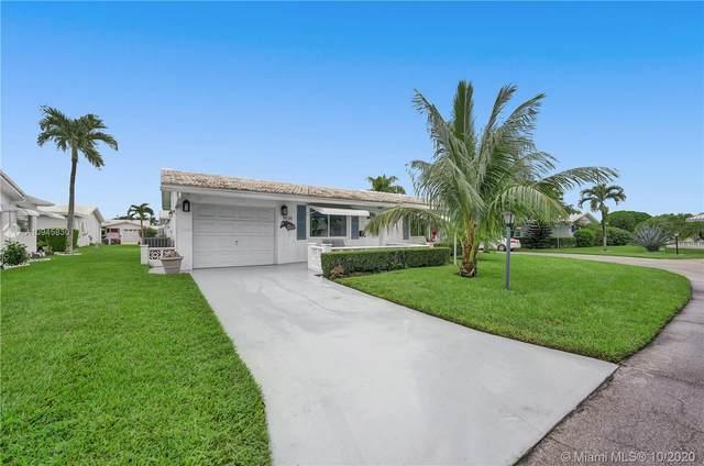 1920 SW 16th Ave, Boynton Beach, FL 33426 (#A10945830) :: Dalton Wade