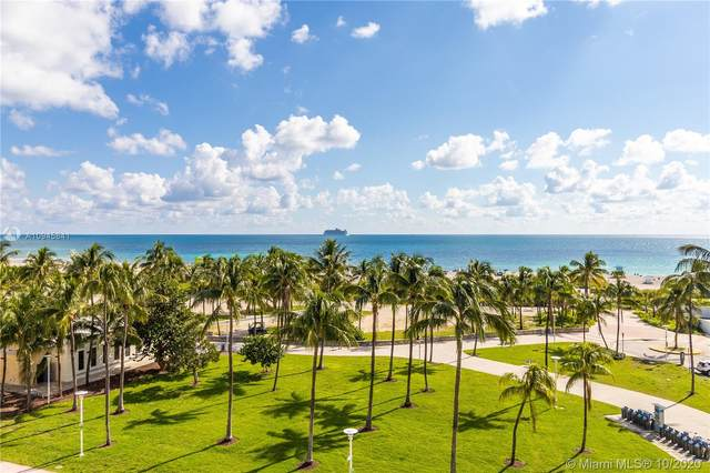 510 Ocean Dr #500, Miami Beach, FL 33139 (MLS #A10945841) :: Ray De Leon with One Sotheby's International Realty