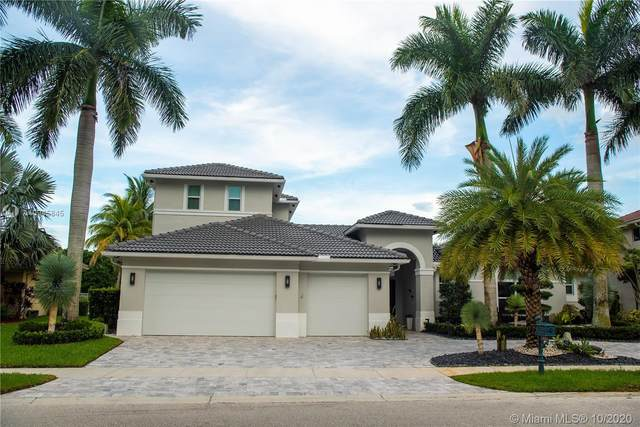 1494 Victoria Isle Dr, Weston, FL 33327 (MLS #A10945845) :: The Rose Harris Group