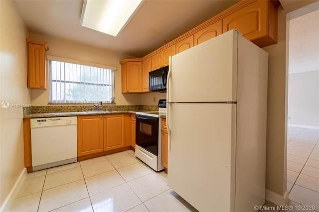 7705 SW 86th St B-109, Miami, FL 33143 (MLS #A10945847) :: Carole Smith Real Estate Team