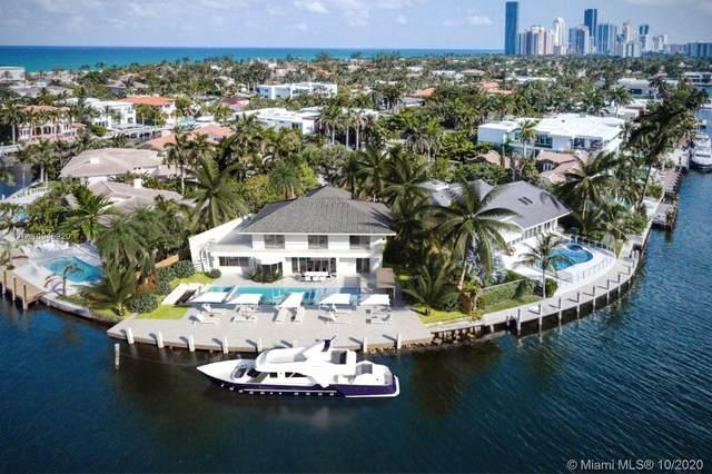447 Center Island Dr, Golden Beach, FL 33160 (MLS #A10945920) :: BHHS EWM Realty
