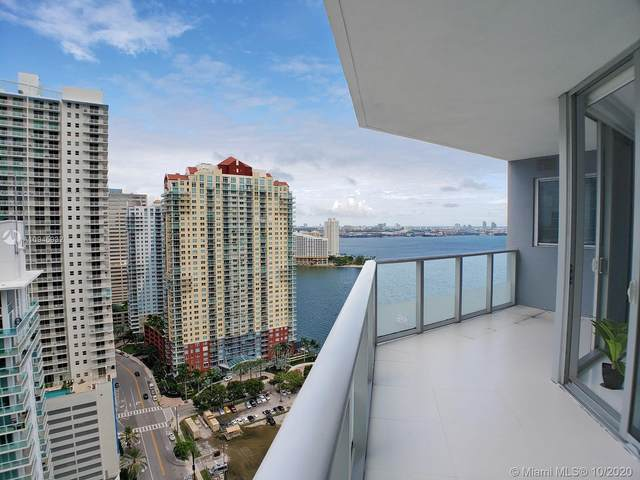 1300 Brickell Bay Dr #2710, Miami, FL 33131 (MLS #A10945932) :: ONE Sotheby's International Realty